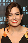 Raquel Tilo attends the Abingdon Theatre Company Gala honoring Donna Murphy on October 22, 2018 at the Edison Ballroom in New York City.