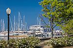 Newport waterfront, Newport, Narragansett Bay, RI