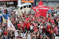 19.09.2018 - Haddad faz caminhada em Guarulhos SP