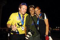 Joey Kelly, Tanja Niethen, Christiane Kappes, Race Across America
