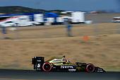 Verizon IndyCar Series<br /> GoPro Grand Prix of Sonoma<br /> Sonoma Raceway, Sonoma, CA USA<br /> Friday 15 September 2017<br /> James Hinchcliffe, Schmidt Peterson Motorsports Honda<br /> World Copyright: Jake Galstad<br /> LAT Images