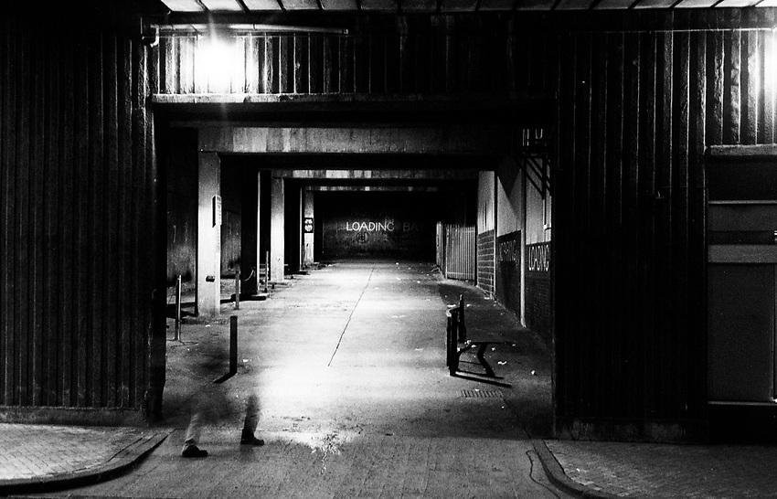 Birmingham - Loading bay..Photo: Ander Gillenea
