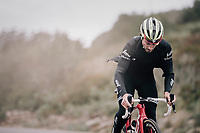 Fabio Fellini (ITA/Trek-Segafredo)<br /> <br /> Team Trek-Segafredo women's team<br /> training camp<br /> Mallorca, january 2019<br /> <br /> ©kramon