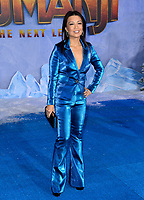 "LOS ANGELES, USA. December 10, 2019: Ming-Na Wen at the world premiere of ""Jumanji: The Next Level"" at the TCL Chinese Theatre.<br /> Picture: Paul Smith/Featureflash"