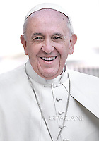 Pope Francis during his weekly general audience in St. Peter square at the Vatican, Wednesday.16 October  2013