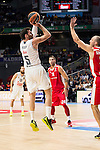 Real Madrid and Crvena Zvezda Telekom during Euroligue Basketball at Barclaycard Center in Madrid, October 22, 2015<br /> Rudy Fernandez.<br /> (ALTERPHOTOS/BorjaB.Hojas)