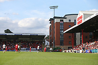 General view of the action during Leyton Orient vs Oldham Athletic, Sky Bet EFL League 2 Football at The Breyer Group Stadium on 11th September 2021