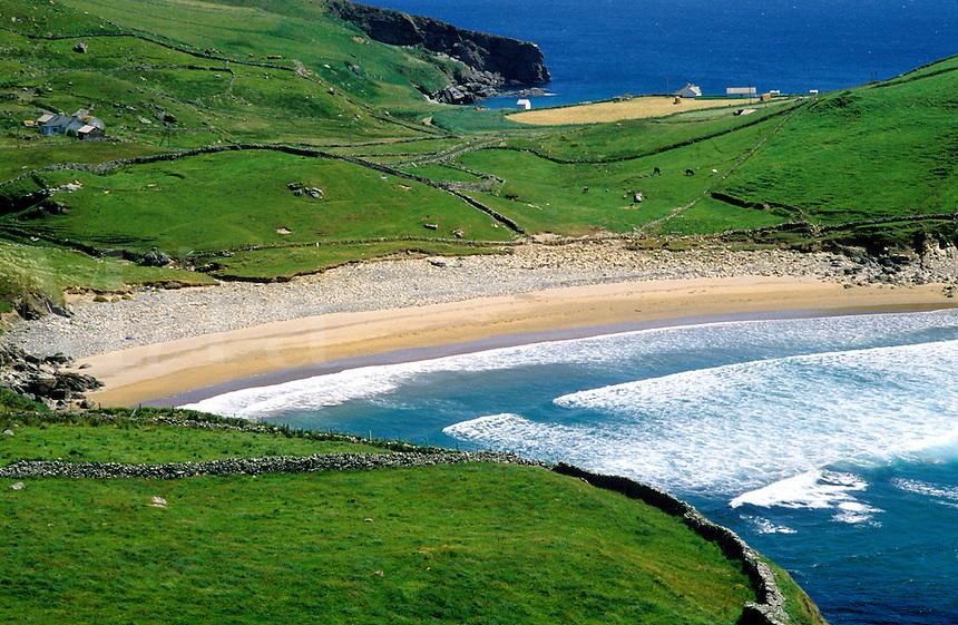 Inlet beach, West Coast, Ireland