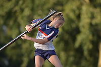 FIERLJEPPEN: IT HEIDENSKIP: 24-08-2019, Fierljeppen Nationale Competitie, ©foto Martin de Jong