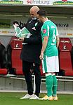 17.10.2020, Schwarzwald Stadion, Freiburg, GER, 1.FBL, SC Freiburg vs SV Werder Bremen<br /><br />im Bild / picture shows<br />Kevin Möhwald (Bremen)<br /><br />Foto © nordphoto / Bratic<br /><br />DFL REGULATIONS PROHIBIT ANY USE OF PHOTOGRAPHS AS IMAGE SEQUENCES AND/OR QUASI-VIDEO.