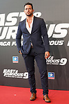 Albert Barranco during the photocall for the 'Fast & Furious 9' Madrid Premiere. June 17, 2021. (ALTERPHOTOS/Acero)