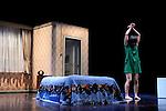 CHAMBRE 26....Choregraphie : Valerie RIVIERE..Compagnie : Paul et les Oiseaux..Decor : ..Lumiere : Eric BLOSSE..Costumes : by (PLO)..Avec :..Katia NOIR..Lieu : Theatre Paul Eluard..Ville : Bezons..Le : 25 11 2009..© Laurent PAILLIER / photosdedanse.com..All rights reserved