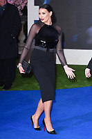 """Jessica Wright<br /> arriving for the """"Mary Poppins Returns"""" premiere at the Royal Albert Hall, London<br /> <br /> ©Ash Knotek  D3467  12/12/2018"""