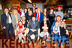 The christening of Sean Anthony Murphy from Tralee in Gallys on Saturday December 21st.<br /> Seated l to r: Lucia (GM), Roísín, Anthony (Dad) and mom Maura Murphy, Johnny (GF), Phelim and Eve Duggan.