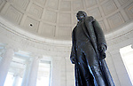 Thomas Jefferson Memorial, Jefferson Memorial, Washington DC,  Washington D.C., Thomas Jefferson, Ron Bennett Photography, Ronald T. Bennett Photography, Fine Art Photography by Ron Bennett, Fine Art, Fine Art photo, Art Photography,