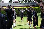 AFC Wimbledon Pre Season Training,  22/07/2011. King's College Sports Ground, League Two. Photo by Simon Gill.