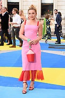 Florence Pugh<br /> arriving for the Royal Academy of Arts Summer Exhibition 2018 opening party, London<br /> <br /> ©Ash Knotek  D3406  06/06/2018