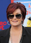 Sharon Osbourne  at Touchstone Pictures' World Premiere of Gnomeo & Juliet held at The El Capitan Theatre in Hollywood, California on January 23,2011                                                                               © 2010 DVS/Hollywood Press Agency