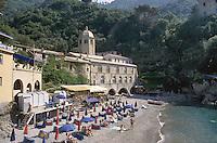 - S.Fruttuoso abbey (Portofino)....- abbazia di S.Fruttuoso (Portofino)