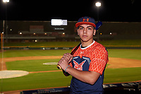 Daniel Barbero during the Under Armour All-America Tournament powered by Baseball Factory on January 17, 2020 at Sloan Park in Mesa, Arizona.  (Zachary Lucy/Four Seam Images)