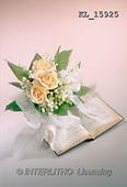 Interlitho, Erica, COMMUNION, photos, flowers, book(KL15925,#U#) Kommunion, comunión