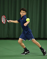 Rotterdam, The Netherlands, March 11, 2016,  TV Victoria, , NOJK 12/16 years, <br /> Photo: Tennisimages/Henk Koster