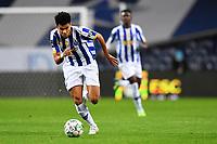 20th December 2020; Dragao Stadium, Porto, Portugal; Portuguese Championship 2020/2021, FC Porto versus Nacional; Luis Díaz of FC Porto comes forward on the ball