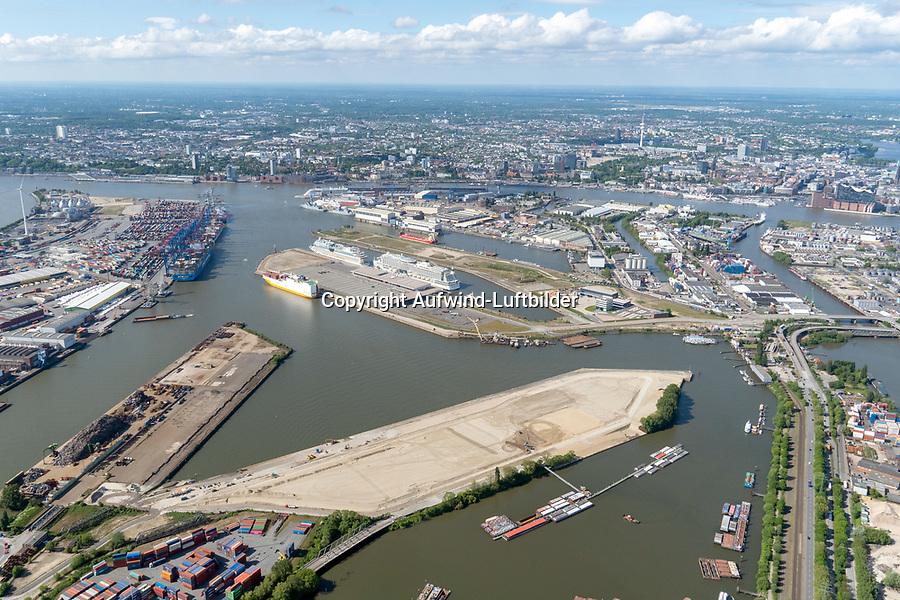 Hansaterminal: EUROPA, DEUTSCHLAND, HAMBURG 19.05.2020 Hansaterminal im Hamburger Hafen beim Umbau