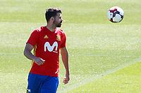 Spain's Diego Costa during training session. June 5,2017.(ALTERPHOTOS/Acero)