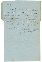 BNPS.co.uk (01202) 558833.<br /> Pic: Heritage Auctions/BNPS<br /> <br /> Revealed - Bruce Lee was chasing the dragon...<br /> <br /> PICTURED: Handwritten Letter Requesting Coke<br /> <br /> Bombshell letters revealing martial arts star Bruce Lee's extensive secret drug use before his premature death have sold for £335,000 ($462,500) following a bidding war.<br /> <br /> The Enter the Dragon star wrote over 40 letters to fellow actor Robert Baker openly discussing his spiralling drug habit.<br /> <br /> While it was whispered in Hollywood that Lee partook in illicit substances in the early 1970s, these previously unseen letters not only confirm those rumours but reveal his dependence on cocaine and other hard drugs.<br /> <br /> The letters were bought by an anonymous collector in a US flea market, who is today celebrating after they doubled their pre-sale estimate with Heritage Auctions, of Dallas, Texas.