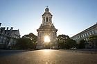 Aug. 30, 2012; The main quad of Trinity College, Dublin...Photo by Matt Cashore/University of Notre Dame