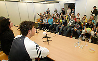 21-2-07,Tennis,Netherlands,Rotterdam,ABNAMROWTT, Kidsday, Pressconference