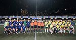 Wallsend Boys Club vs HKFC Veterans during the HKFC Citi Soccer Sevens on 20 May 2016 in the Hong Kong Footbal Club, Hong Kong, China. Photo by Li Man Yuen / Power Sport Images