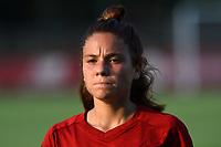 4th September 2021; Agostino di Bartolomei Stadium, Rome, Italy; Serie A womens championship football, AS Roma versus Napoli ; Manuela Giugliano of Roma