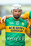 Mikey Boyle, Kerry before the National hurling league between Kerry v Down at Austin Stack Park, Tralee on Sunday.