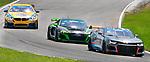 SALISBURY, CT. - 17 July 2021-071721SV10-Cars race in the IMSA Northeast Grand Prix event at Lime Rock Park in Salisbury Saturday.  <br /> Steven Valenti Republican-American