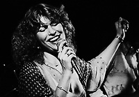 Lisa Hartt Canadian Singer 1978. Photo F. Scott Grant