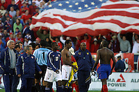 USA Men, Ecuador vs USA, 2002.