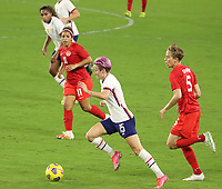 USA vs Canada (SheBelieves)