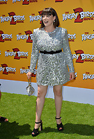 """LOS ANGELES, USA. August 10, 2019: Rachel Bloom at the premiere of """"The Angry Birds Movie 2"""" at the Regency Village Theatre.<br /> Picture: Paul Smith/Featureflash"""