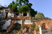TANZANIA, Tanga, Pangani, ruins of old swahili merchant house