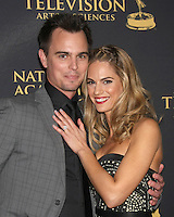 LOS ANGELES - FEB 24:  Darin Brooks, Kelly Kruger at the Daytime Emmy Creative Arts Awards 2015 at the Universal Hilton Hotel on April 24, 2015 in Los Angeles, CA