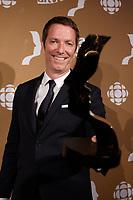 September 16 2012 - Montreal, Quebec, CANADA - Gemeaux Awards Gala - <br /> <br />  Patrice L'Ecuyer