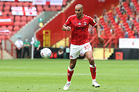 Darren Pratley of Charlton Athletic in action during Charlton Athletic vs Reading, Sky Bet EFL Championship Football at The Valley on 11th July 2020