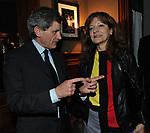 GIANNI ALEMANNO E SARINA BIRAGHI<br /> PREMIO GUIDO CARLI - QUARTA EDIZIONE<br /> RICEVIMENTO HOTEL MAJESTIC ROMA 2013