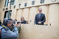 Sitzung des Bundesrat am Donnerstag den 3. November 2017.<br /> Der Berliner Buergermeister Michael Mueller ist turnusgemaess fuer die Dauer von 12 Monaten ab diesem Tag der Bundesratspraesident und somit auch der erste Stellvertreter des Bundespraesidenten.<br /> Im Bild: Michael Mueller vor der Bundesratssitzung.<br /> 3.11.2017, Berlin<br /> Copyright: Christian-Ditsch.de<br /> [Inhaltsveraendernde Manipulation des Fotos nur nach ausdruecklicher Genehmigung des Fotografen. Vereinbarungen ueber Abtretung von Persoenlichkeitsrechten/Model Release der abgebildeten Person/Personen liegen nicht vor. NO MODEL RELEASE! Nur fuer Redaktionelle Zwecke. Don't publish without copyright Christian-Ditsch.de, Veroeffentlichung nur mit Fotografennennung, sowie gegen Honorar, MwSt. und Beleg. Konto: I N G - D i B a, IBAN DE58500105175400192269, BIC INGDDEFFXXX, Kontakt: post@christian-ditsch.de<br /> Bei der Bearbeitung der Dateiinformationen darf die Urheberkennzeichnung in den EXIF- und  IPTC-Daten nicht entfernt werden, diese sind in digitalen Medien nach §95c UrhG rechtlich geschuetzt. Der Urhebervermerk wird gemaess §13 UrhG verlangt.]