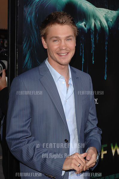 Actor CHAD MICHAEL MURRAY at the Los Angeles premiere for his new movie House of Wax..April 26, 2005 Los Angeles, CA..© 2005 Paul Smith / Featureflash