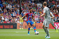Andros Townsend of Crystal Palace during the pre season friendly match between Crystal Palace and Hertha BSC at Selhurst Park, London, England on 3 August 2019. Photo by Carlton Myrie / PRiME Media Images.