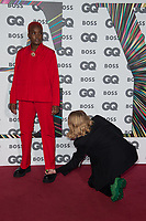 Arlo Parks<br /> arriving for the GQ Men of the Year Awards 2021 at the Tate Modern London<br /> <br /> ©Ash Knotek  D3571  01/09/2021