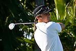 PALM BEACH GARDENS, FL. - Leif Olson during Round Three play at the 2009 Honda Classic - PGA National Resort and Spa in Palm Beach Gardens, FL. on March 7, 2009.